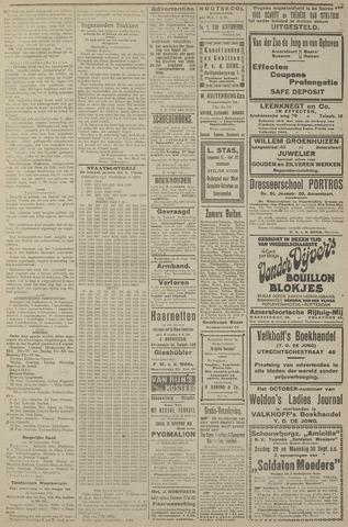 Amersfoortsch Dagblad / De Eemlander 1918-09-27