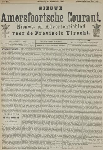 Nieuwe Amersfoortsche Courant 1897-12-15