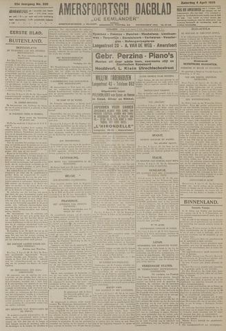 Amersfoortsch Dagblad / De Eemlander 1925-04-04