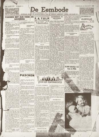 De Eembode 1940-03-22
