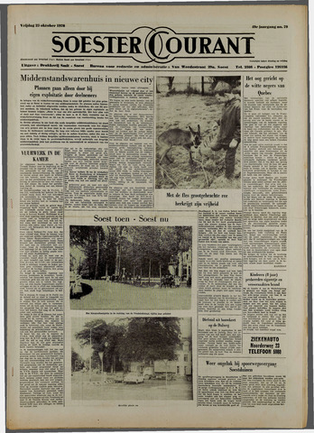 Soester Courant 1970-10-23