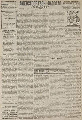 Amersfoortsch Dagblad / De Eemlander 1920-08-21