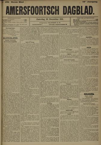 Amersfoortsch Dagblad 1911-12-30