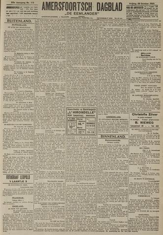 Amersfoortsch Dagblad / De Eemlander 1923-10-26
