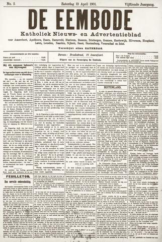 De Eembode 1901-04-13