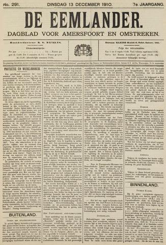De Eemlander 1910-12-13