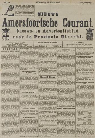 Nieuwe Amersfoortsche Courant 1917-03-28