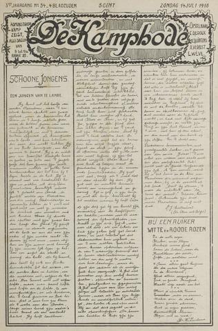 De Kampbode 1918-07-14