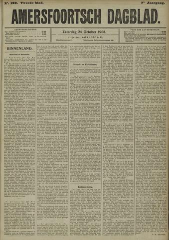 Amersfoortsch Dagblad 1908-10-24