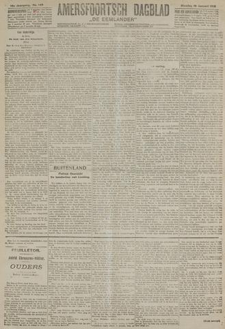 Amersfoortsch Dagblad / De Eemlander 1918-01-15