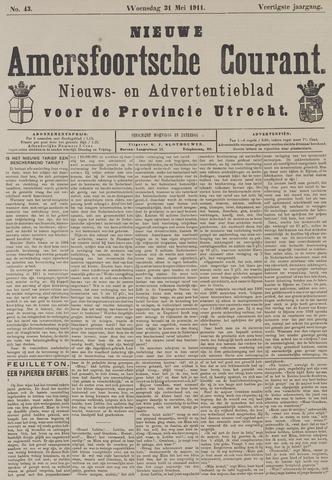 Nieuwe Amersfoortsche Courant 1911-05-31