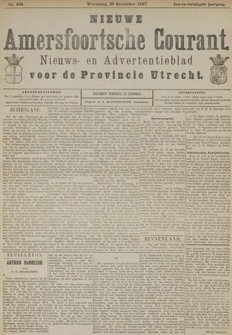 Nieuwe Amersfoortsche Courant 1897-12-29