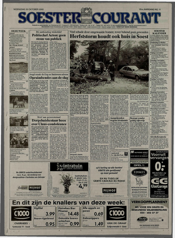 Soester Courant 2002-10-30