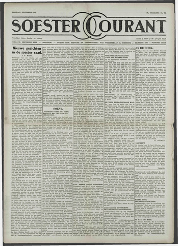 Soester Courant 1958-09-02