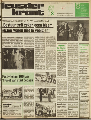 Leusder Krant 1982-10-12
