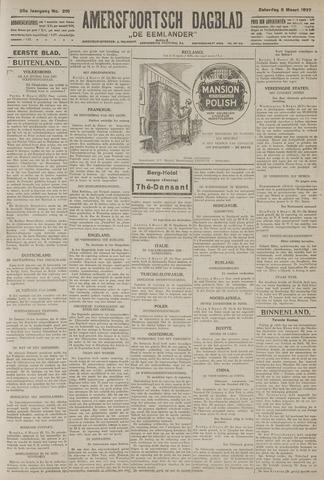 Amersfoortsch Dagblad / De Eemlander 1927-03-05