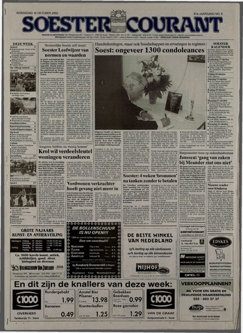 Soester Courant 2002-10-16