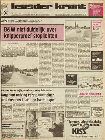 Leusder Krant 1983-11-24