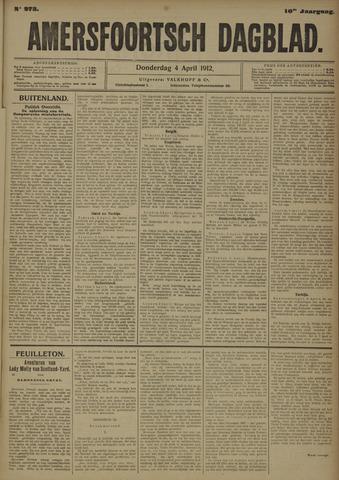 Amersfoortsch Dagblad 1912-04-04