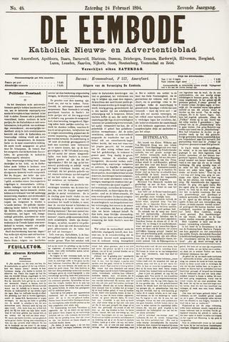 De Eembode 1894-02-24