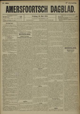 Amersfoortsch Dagblad 1910-05-20