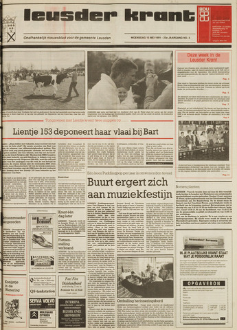 Leusder Krant 1991-05-15