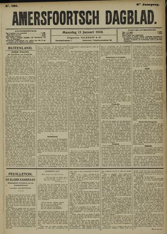 Amersfoortsch Dagblad 1908-01-13