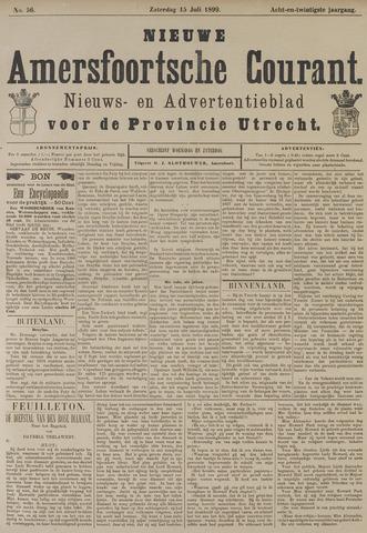 Nieuwe Amersfoortsche Courant 1899-07-15