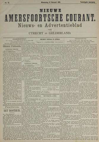 Nieuwe Amersfoortsche Courant 1891-02-11