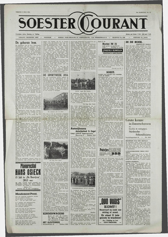 Soester Courant 1954-07-09