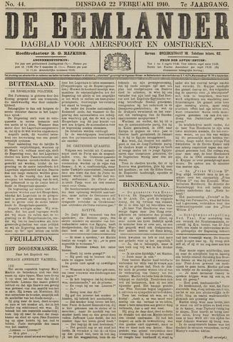 De Eemlander 1910-02-22