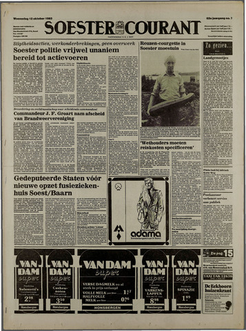 Soester Courant 1983-10-12