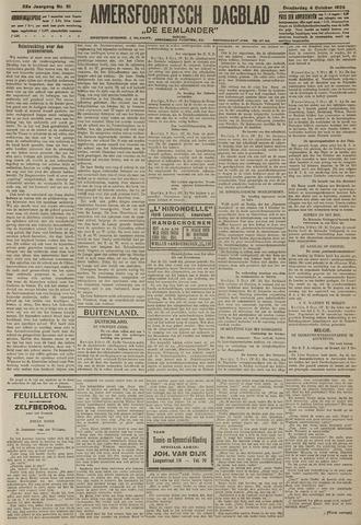 Amersfoortsch Dagblad / De Eemlander 1923-10-04