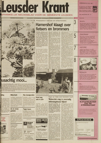 Leusder Krant 1991-07-24