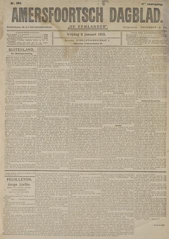 Amersfoortsch Dagblad / De Eemlander 1913-01-03
