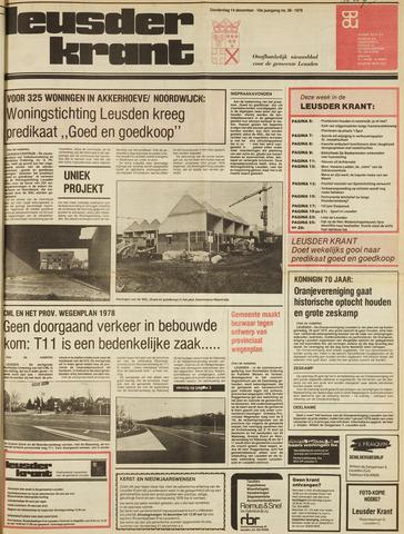 Leusder Krant 1978-12-14