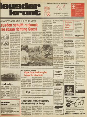 Leusder Krant 1982-05-13