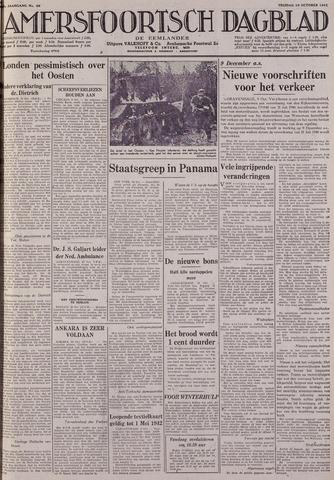 Amersfoortsch Dagblad / De Eemlander 1941-10-10