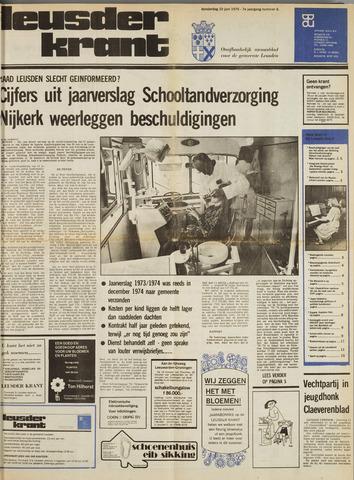 Leusder Krant 1975-06-19