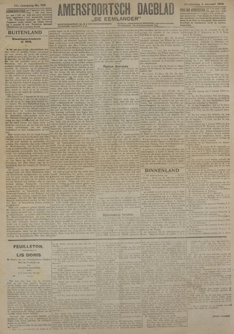 Amersfoortsch Dagblad / De Eemlander 1919-01-02