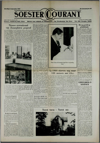 Soester Courant 1967-09-05