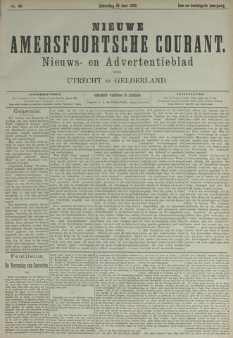 Nieuwe Amersfoortsche Courant 1892-06-18
