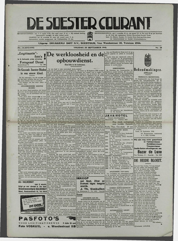 Soester Courant 1940-09-20