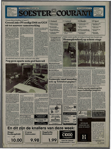Soester Courant 1997-02-12