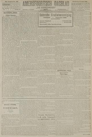 Amersfoortsch Dagblad / De Eemlander 1920-04-22