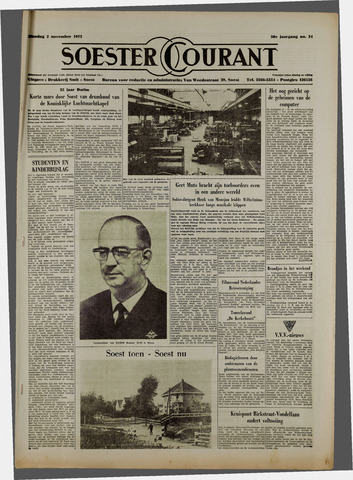 Soester Courant 1971-11-02