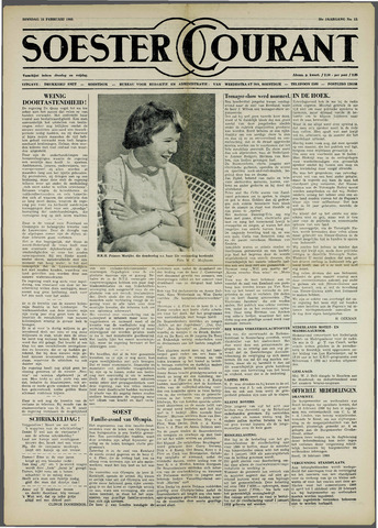 Soester Courant 1960-02-16