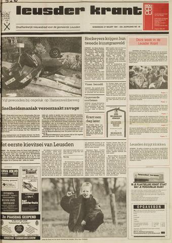 Leusder Krant 1991-03-27