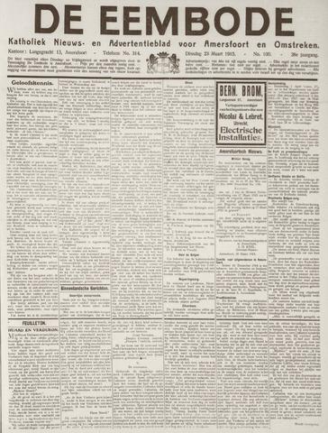 De Eembode 1915-03-23