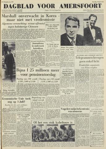 Dagblad voor Amersfoort 1951-06-09